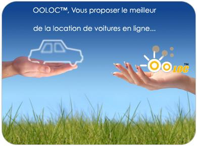 Location de voiture OOLOC™